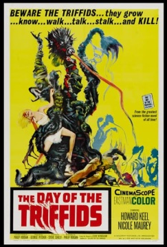 day of the triffids film cover