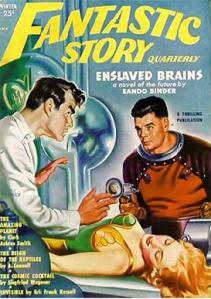 fantastic story cover