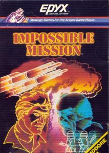 impossible mission cover