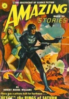 Forbidden Planet simultaneously borrowed from and transcended 50s 'pulp' SF