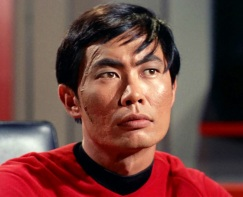 Takei's 'Evil' Sulu is memorable outing for the actor