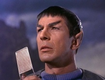 The alien cast regular Spock was a radical and controversial feature of Star Trek